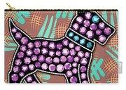 Rhinestone Dog Carry-all Pouch