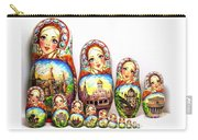 Rhinestones Of Moscow Carry-all Pouch