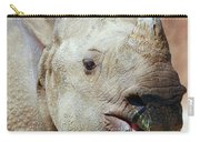 Rhino Horn Carry-all Pouch