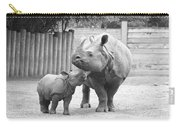Rhino Mom And Baby Carry-all Pouch