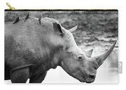 Rhino With Passengers Carry-all Pouch