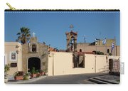 Rhodes Greece Church Carry-all Pouch