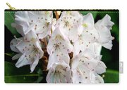 Rhododendron Family Of Flowers Carry-all Pouch