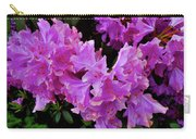 Rhododendron Pink Carry-all Pouch