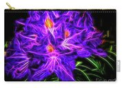 Rhododendron Topaz Carry-all Pouch