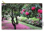 Rhododendrons Blooming Villa Carlotta Italy Carry-all Pouch