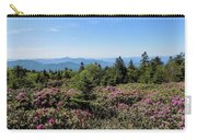 Rhododendron On Roan Mountain Carry-all Pouch