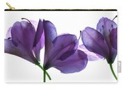 Rhody Ballet-purple Carry-all Pouch