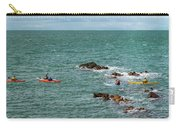 Rhoscolyn Rock Panorama Carry-all Pouch