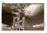 Rhyolite Nevada Ghost Town Carry-all Pouch