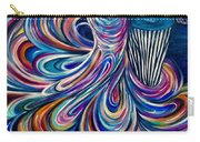 Rhythm And Hues Carry-all Pouch