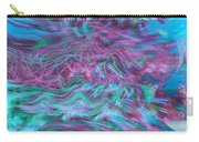 Rhythmic Waves Carry-all Pouch