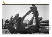 Rialto Beach Cake Rock Driftwood Carry-all Pouch
