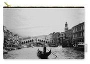 Rialto Bridge In Venice  Carry-all Pouch