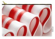 Ribbon Candy Carry-all Pouch