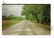 Ribbon Road - Sidewalk Highway Carry-all Pouch