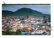 Ribeira Grande At Nightfall Carry-all Pouch