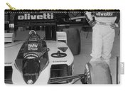 Riccardo Patrese. 1986 Spanish Grand Prix Carry-all Pouch