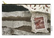 Rice Paddies Collage Carry-all Pouch