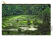 Rice Paddies Carry-all Pouch