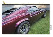 Rich Cherry - '69 Mustang Carry-all Pouch