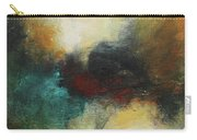 Rich Tones Abstract Painting Carry-all Pouch