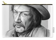 Richard Boone 3 Carry-all Pouch