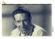 Richard Boone, Vintage Actor Carry-all Pouch