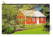 Richard Hunnewell House, Scarborough Maine Carry-all Pouch