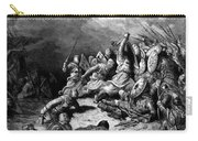 Richard I The Lionheart Delivering Jaffa 1877 Carry-all Pouch
