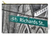 Richards Street Carry-all Pouch