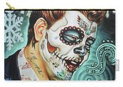 Richie Valens Day Of The Dead Carry-all Pouch