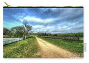 Richmond-lynchburg Stage Road, Appomattox, Virginia Carry-all Pouch