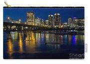 Richmond Night Skyline Carry-all Pouch