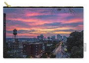 Richmond Sunset Libby Hill Carry-all Pouch