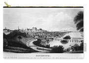 Richmond, Virginia, 1856 Carry-all Pouch