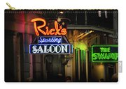 Ricks Sporting Saloon Carry-all Pouch