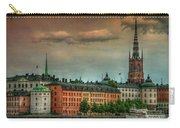 Riddarholmen Carry-all Pouch