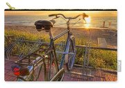 Ride Off Into The Sunset Carry-all Pouch