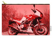 Ride Red Carry-all Pouch