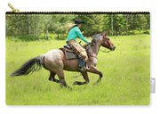 Riding Fast  Carry-all Pouch