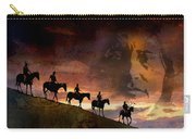 Riding Into Eternity Carry-all Pouch