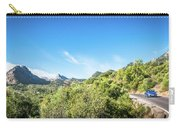 Riding The Roads Of Andalucia Carry-all Pouch