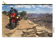 Riding The Wedge Overlook Carry-all Pouch