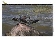 Rift Valley Cormorants Carry-all Pouch