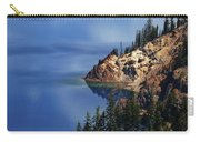 Right Side Of Crater Lake Oregon Carry-all Pouch
