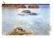 Rijana Beach Mediterranean Sea Carry-all Pouch