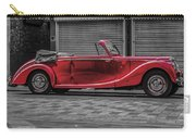 Riley Rmd 1950 Drophead Coupe Carry-all Pouch