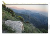Rim O' The World National Scenic Byway Carry-all Pouch