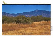 Rincon Peak, Tucson, Arizona Carry-all Pouch
